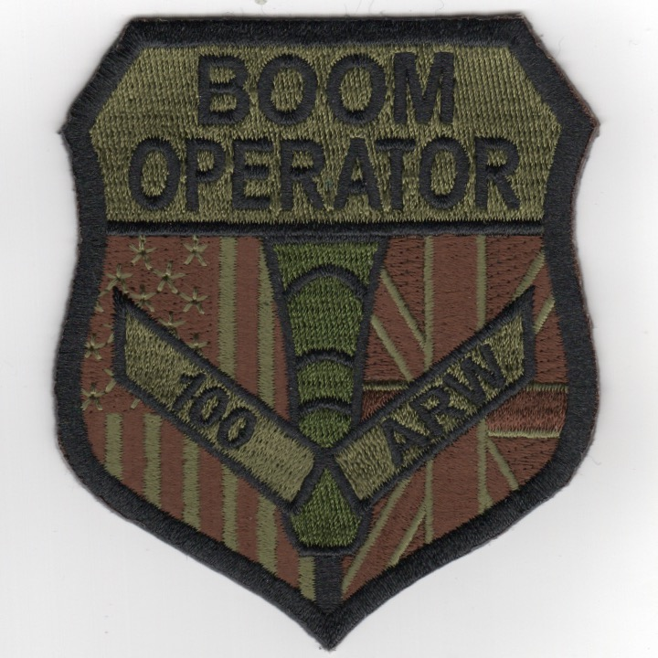 100 ARW Crest Patch (OCP)