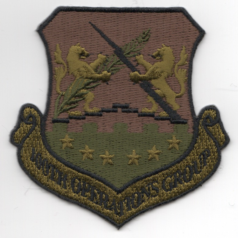 100 OG Crest Patch (OCP)