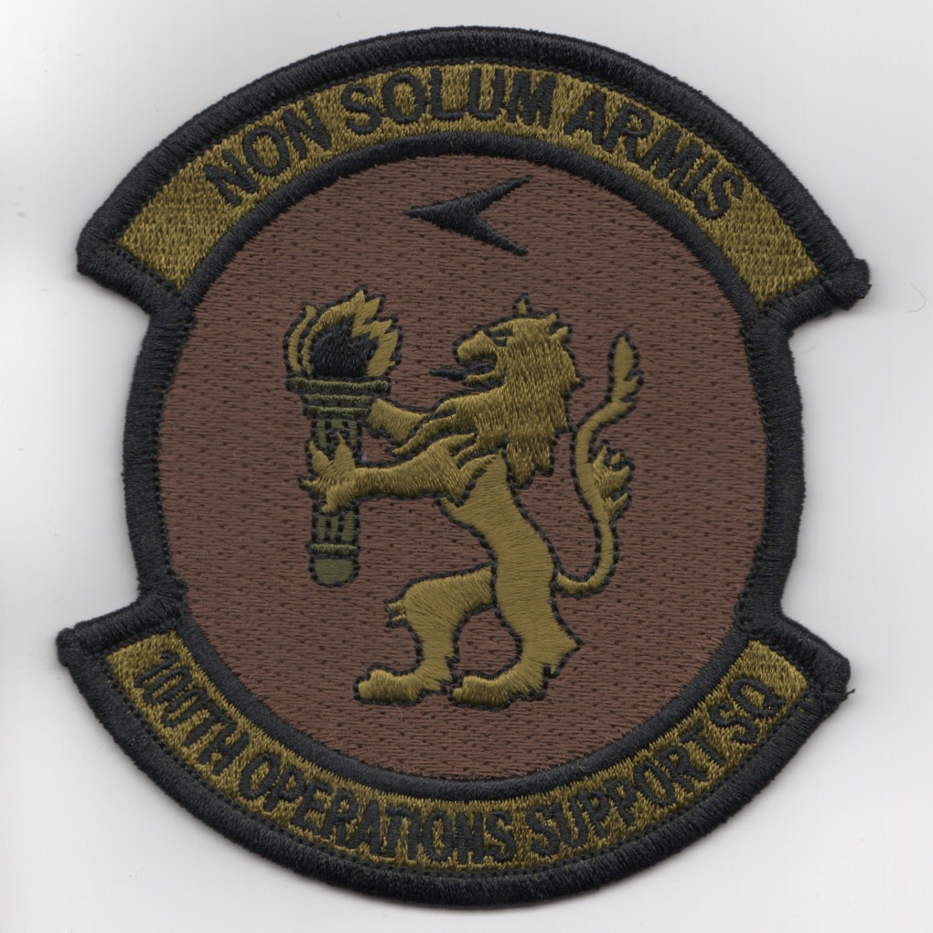 100 OSS Sqdn Patch (OCP)