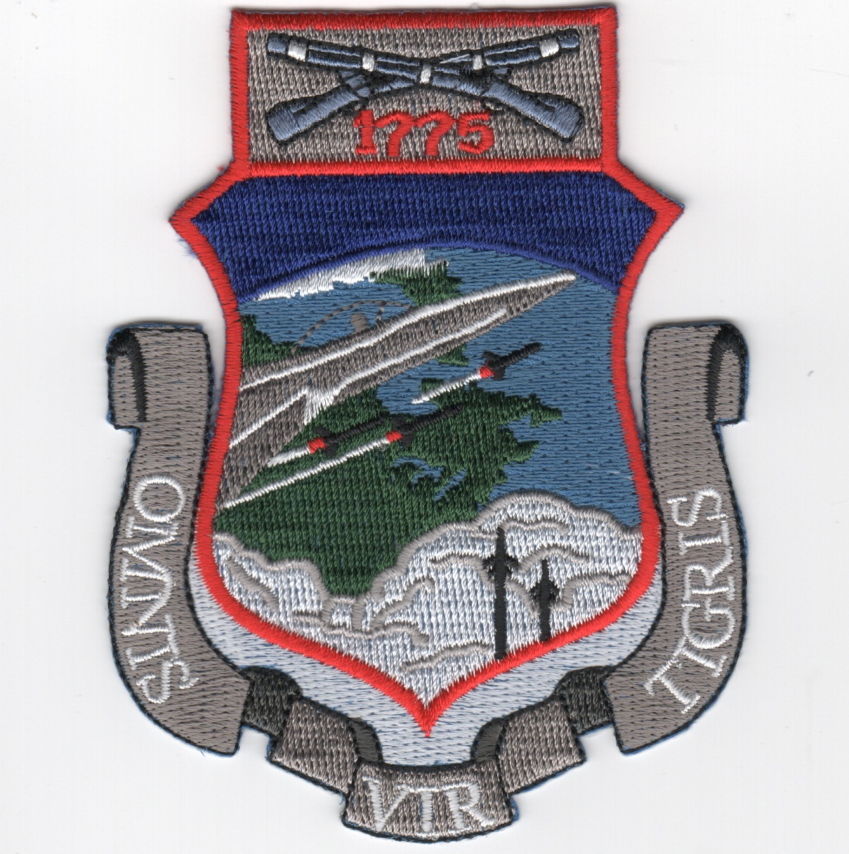 102 Fighter Wing-Omnis Tigris (Gray)