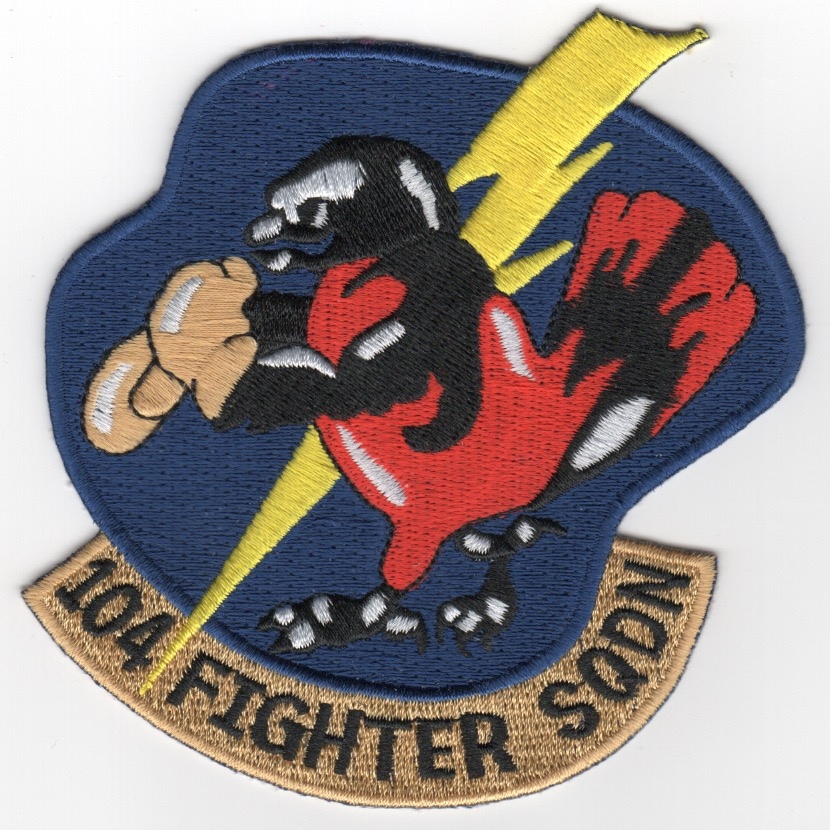 104th Fighter Squadron (Blue)