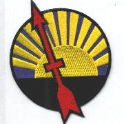 107FS 'Arrow' Patch