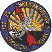107FS 'Viper/Arrow' Patch