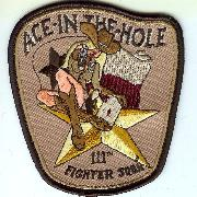 111FS 'ACE in the Hole' (Des)