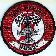 113th Fighter Squadron '1000 Hours'