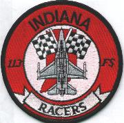 113th Fighter Squadron 'Racers'