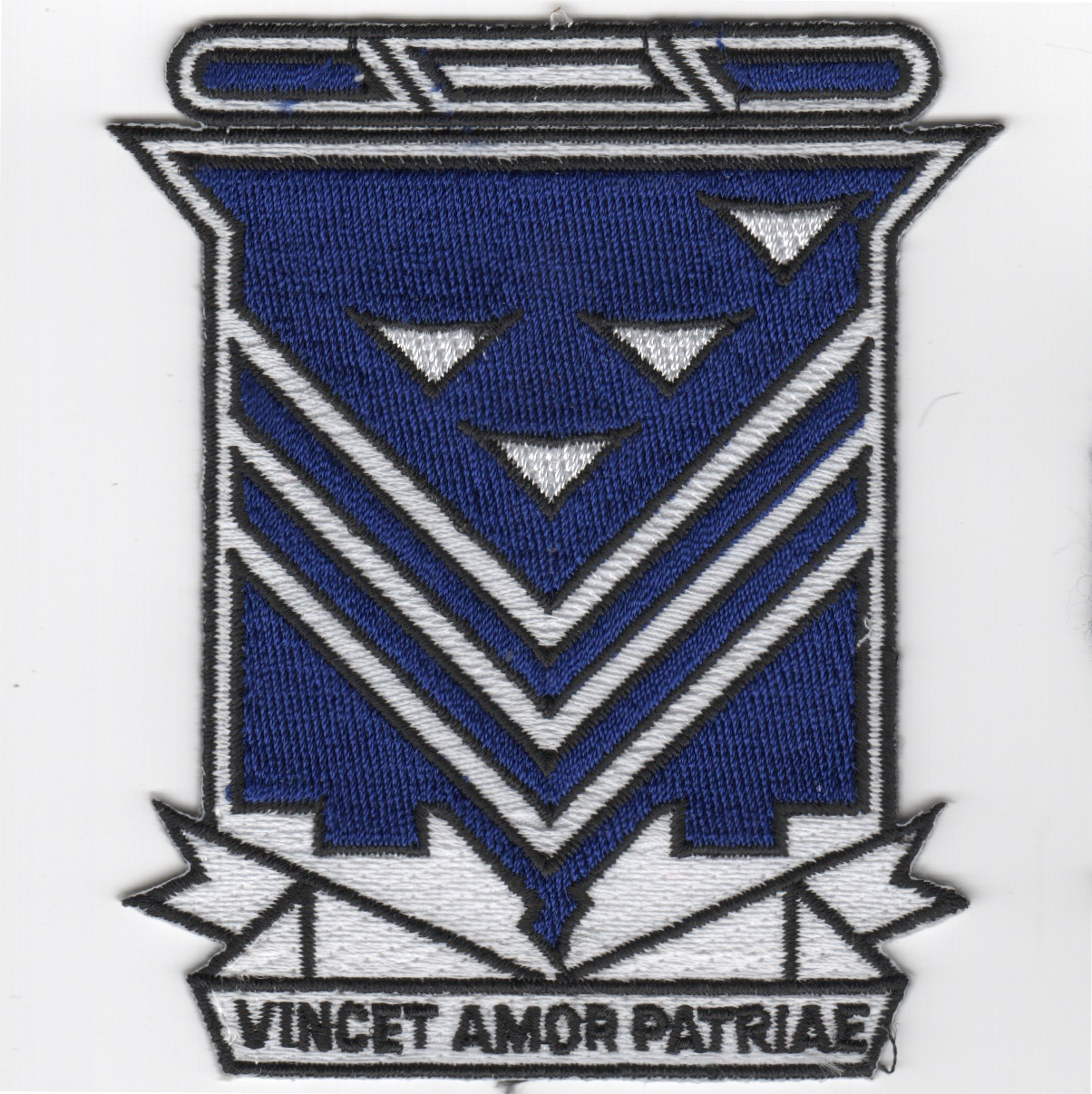 116th Tactical Fighter Wing Crest (Original)