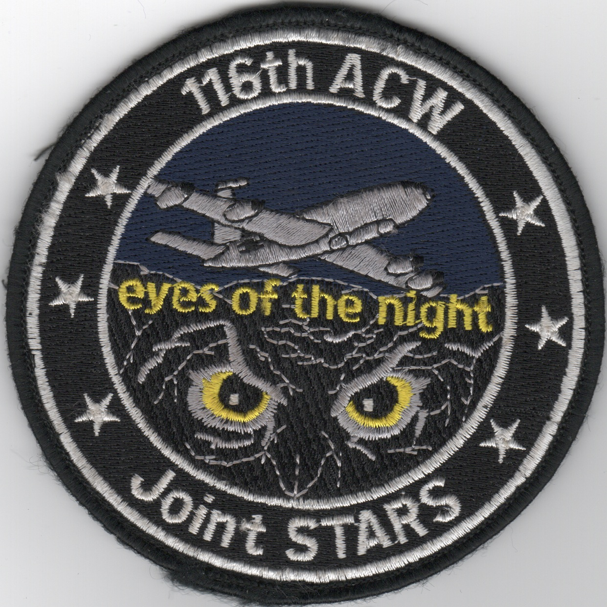 116 ACW 'Eyes of the Night' (Black)