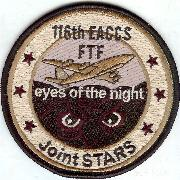 116 EACCS 'FTF' Patch (Des)