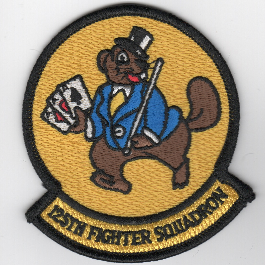 125 Fighter Squadron (Yellow)