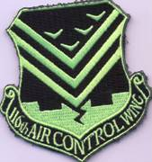 116 ACW Crest ('Friday'/Neon) Patch