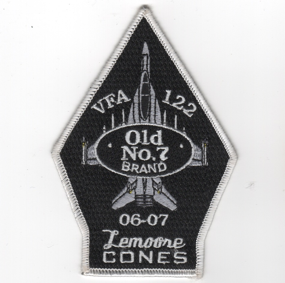 VFA-122 'Class 06-07' Coffin Patch