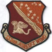 133rd ALW Crest Patch (Des)