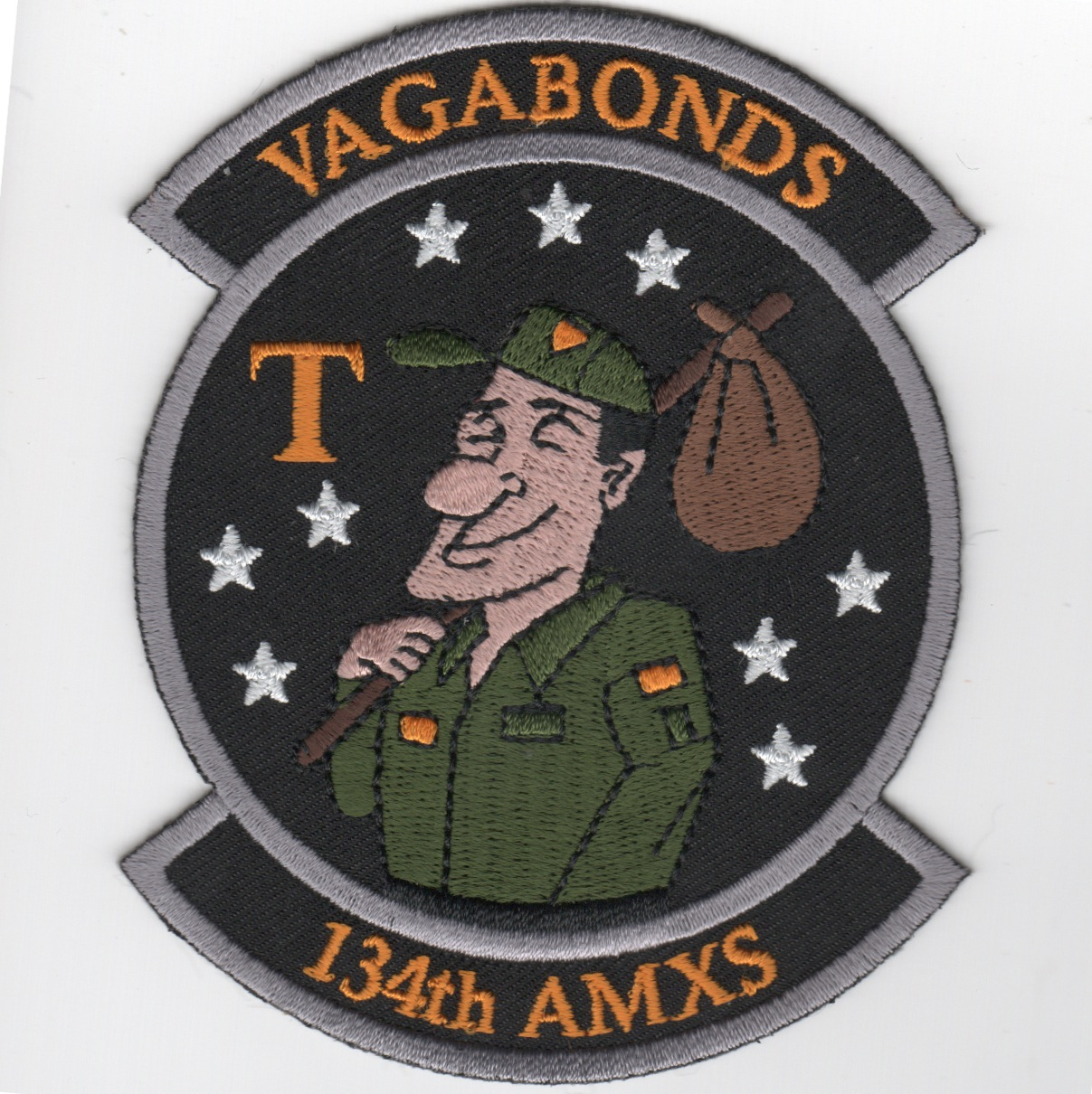134 AMXS 'Vagabonds' Patch