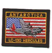 139th ALS - Antartica Patch