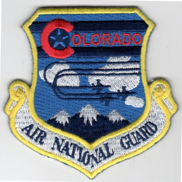 140FW/CO ANG F-16 Crest (Clouds)