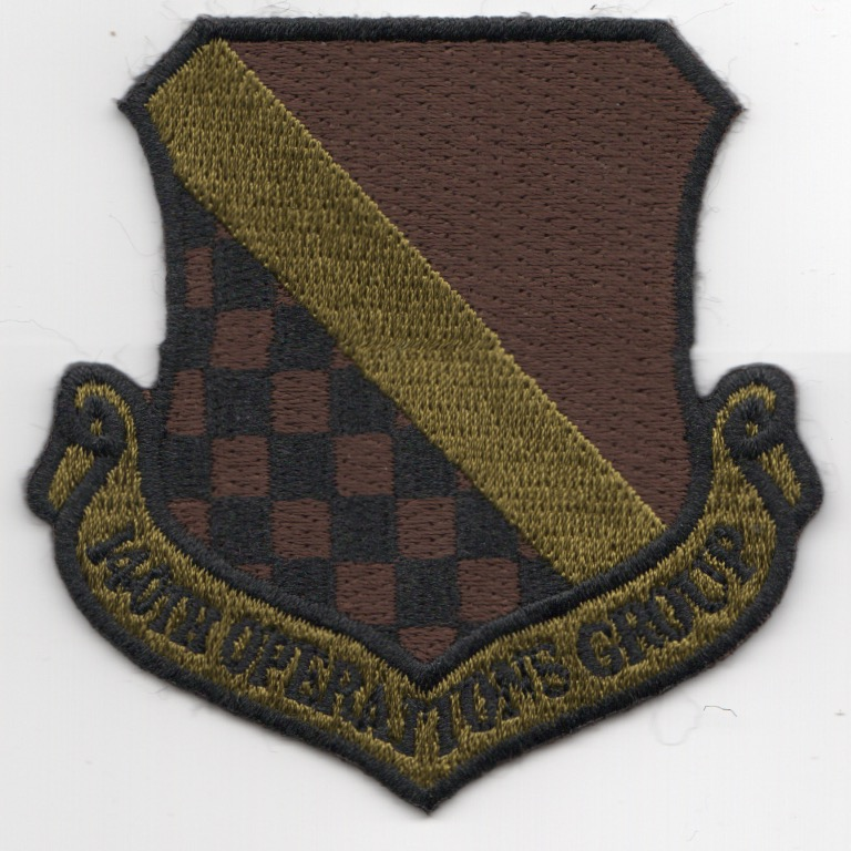 140 Operations Group Crest (OCP)
