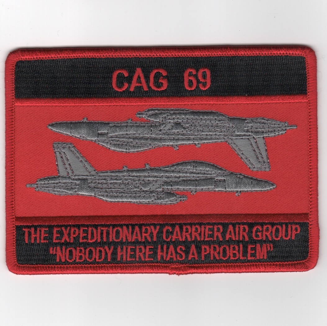CAG 69 'Exp Carrier Group' Patch