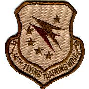 14th Flying Training Wing Crest (Des)