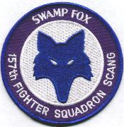 157FS 'Swamp Fox' SC ANG (Round/Blue)