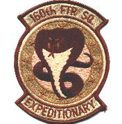 160th Expeditionary FS (Des)