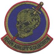 164th Airlift Squadron Patch (Subd)