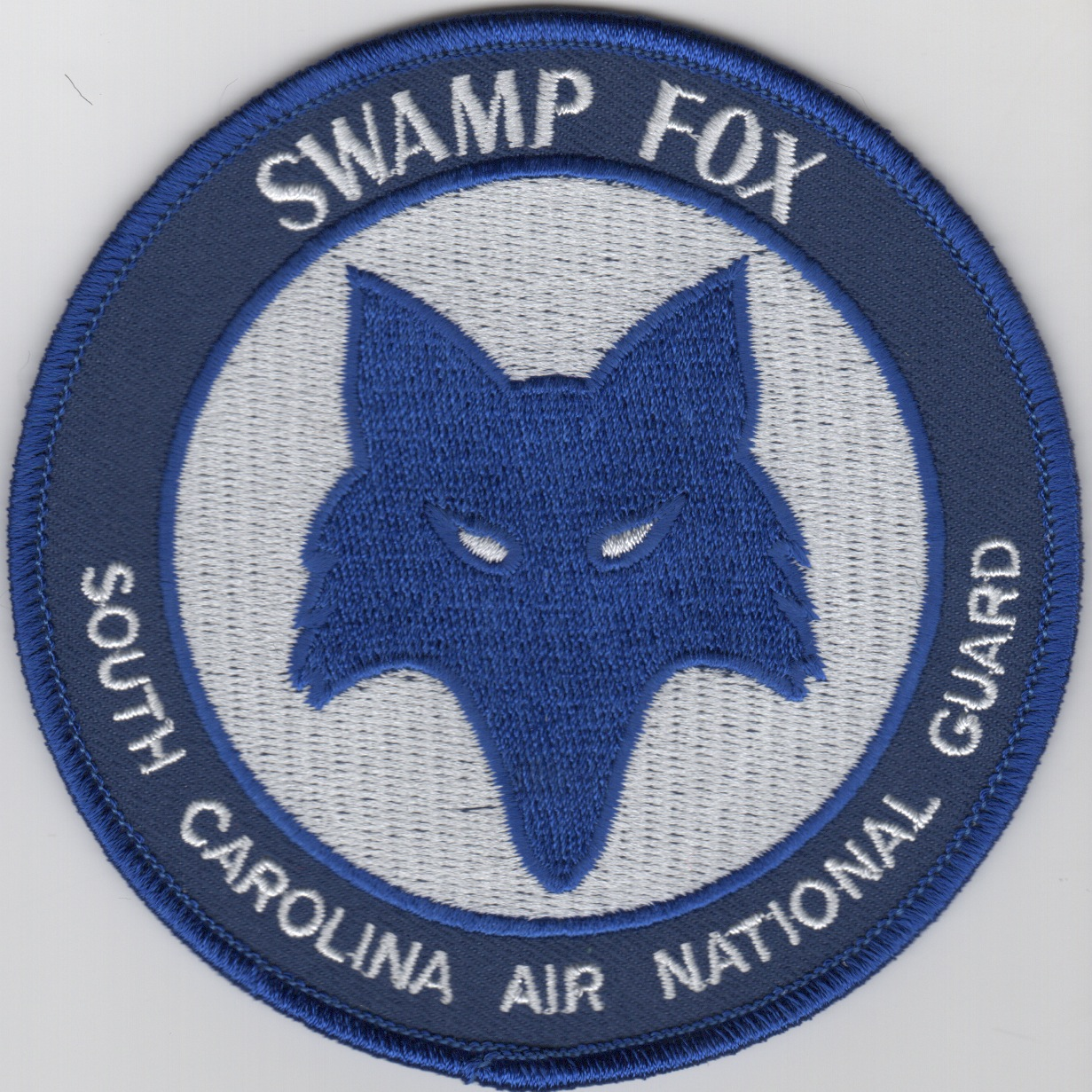 169FW/SCANG 'Swamp Fox' (Blue Foxhead)