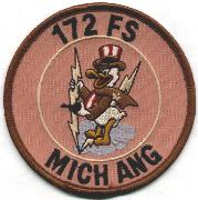 172nd Fighter Squadron (Des)