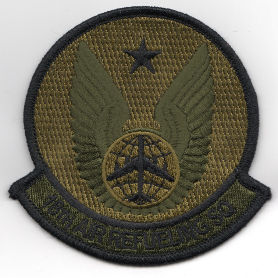 18th Air Refueling Sqdn Patch (OCP)