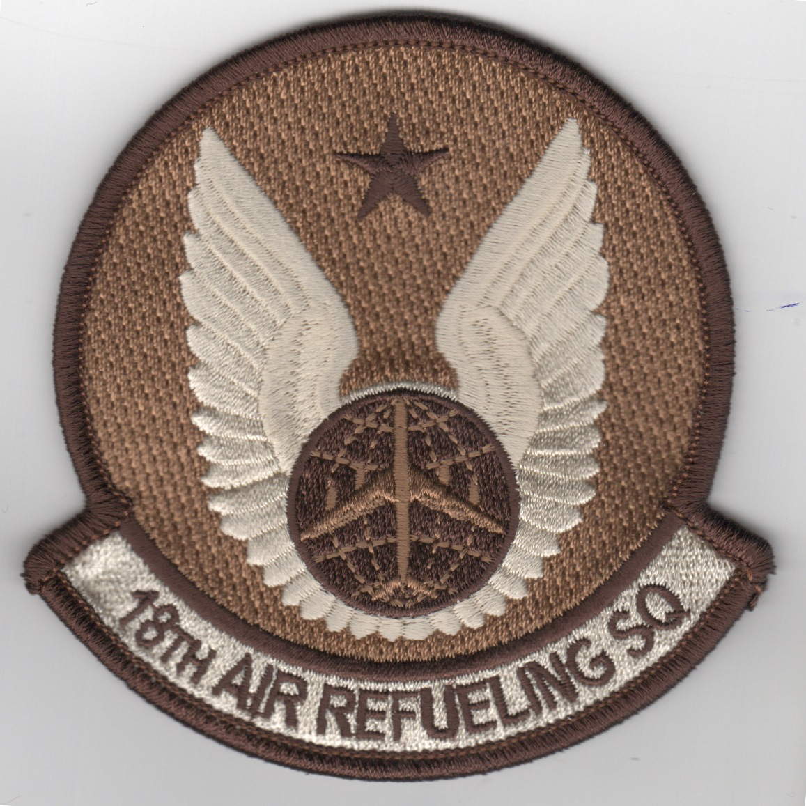 18th Air Refueling Sqdn Patch (Des)