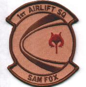 USAF Airlift Patches!