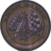 1st Battalion/126th Aviation (Subdued) Patch
