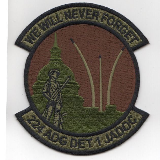 224ADG 'NEVER FORGET' (OCP)