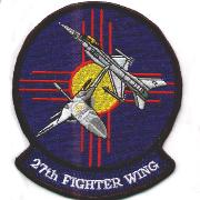 27th Fighter Wing (Blue)