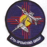 27th Ops Group (Blue)