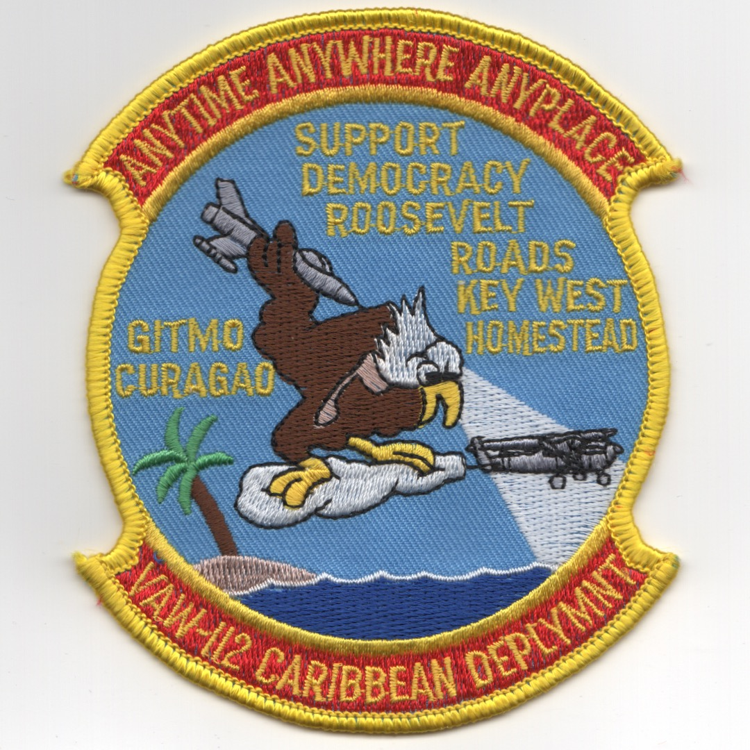 VAW-112 Patch