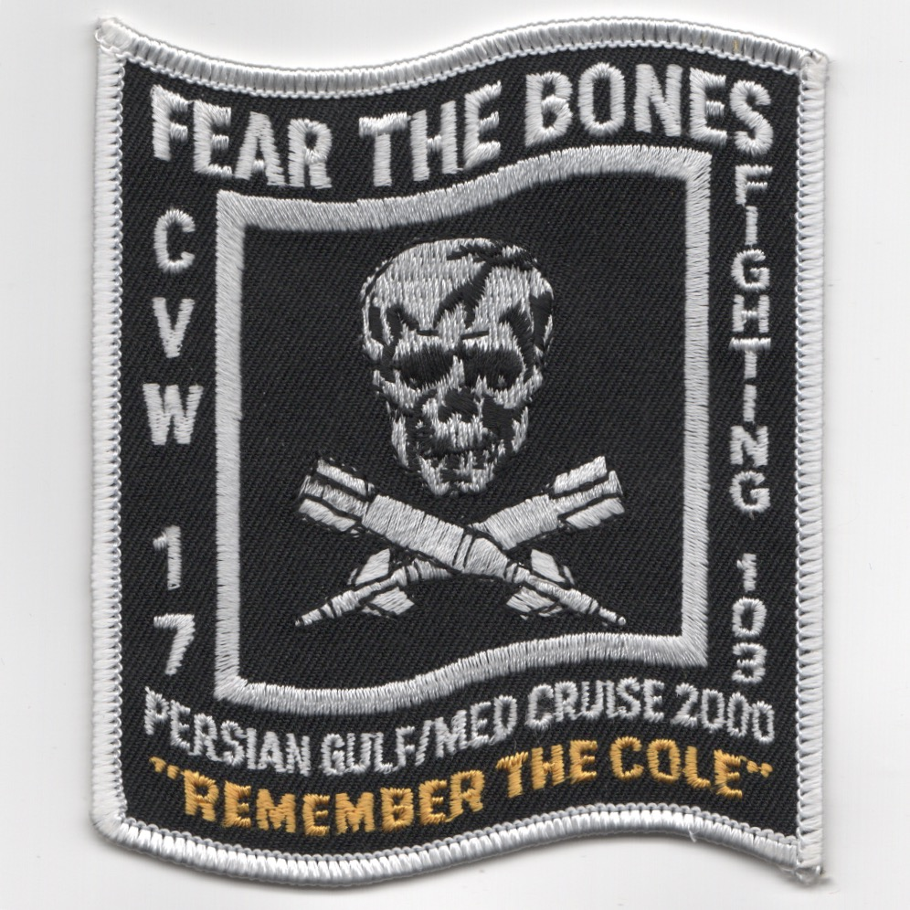 VF-103 'COLE' Patch