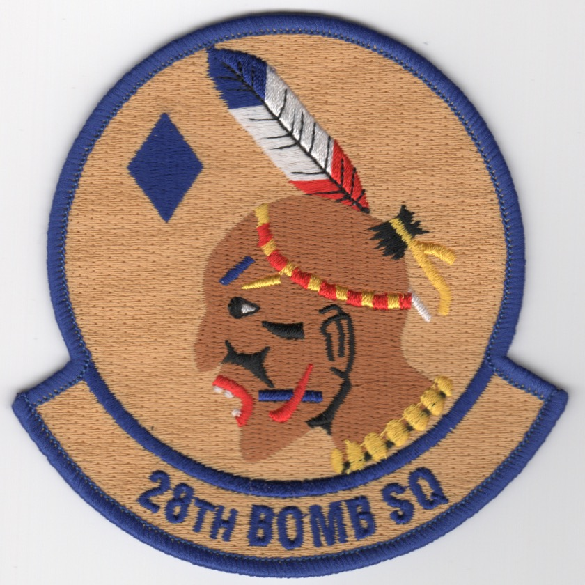 28 Bomb Squadron (Indian Head)