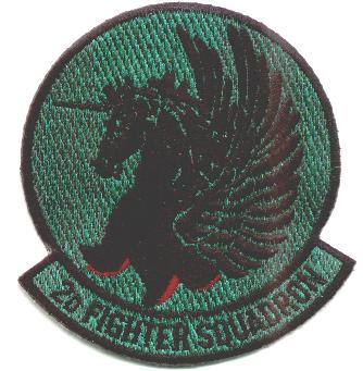2nd Fighter Squadron (Subdued)