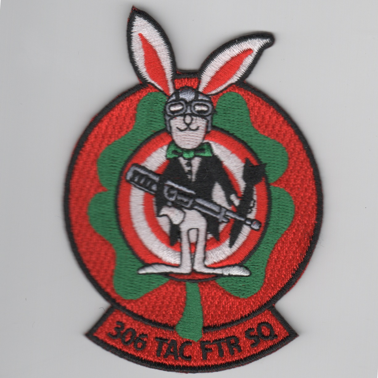306th TFS Historical Patch (Repro)