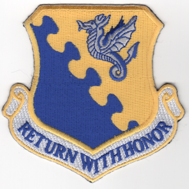 31FW 'Return w/Honor' Crest (Color)