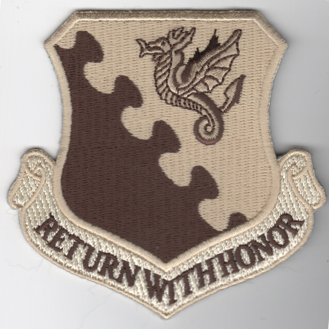 31FW 'Return w/Honor' Crest (Des)