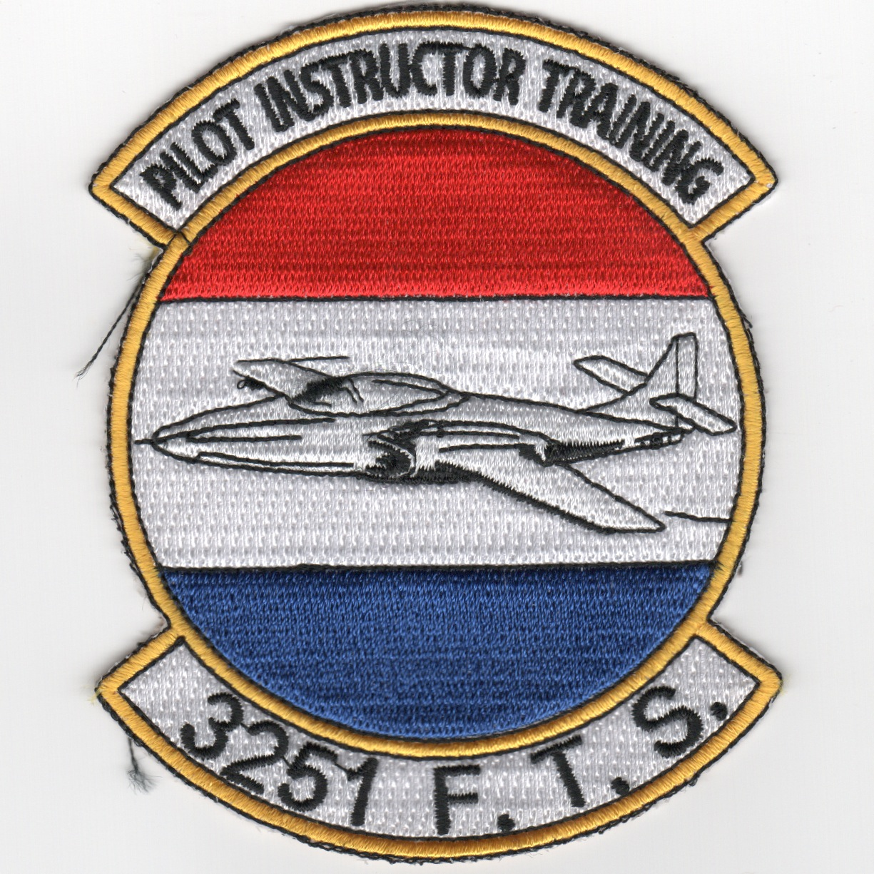 3251 Flying Training Sqdn (R/W/B-Repro)