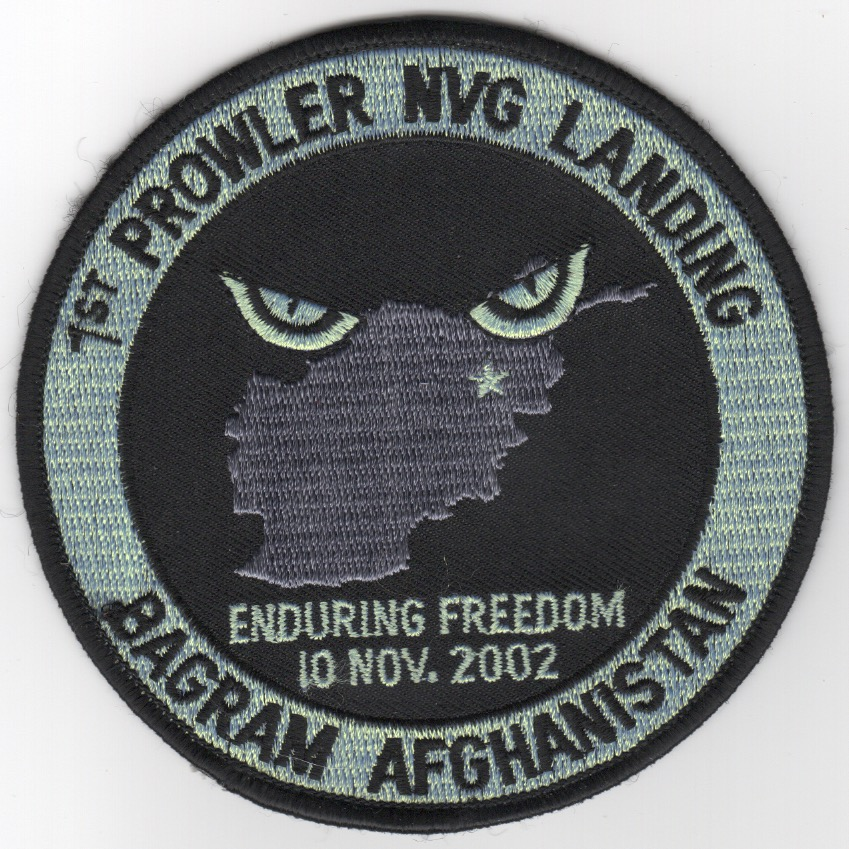 EA-6B '1st Prowler NVG' Patch