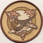 333FS Heritage Desert Patch