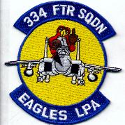 334FS 'Eagles LPA' Patch (No Velcro)