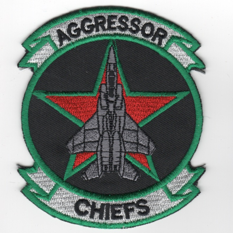 335FS 'Aggressor Chiefs' (Green/K)