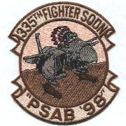 335FS Caruso Patch (Des)