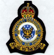 336FS/RAF Heritage Patch