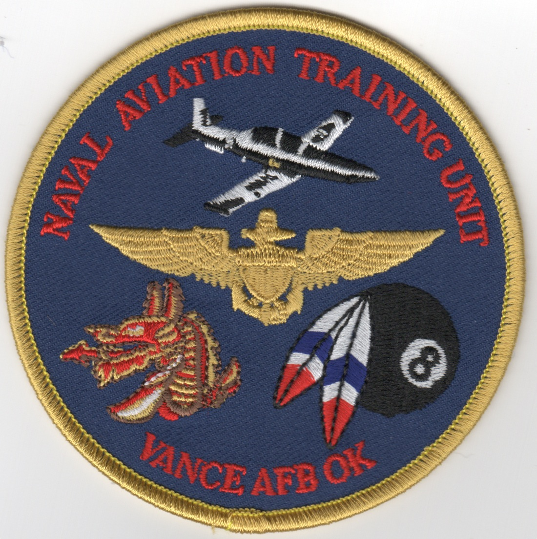 33FTS/Naval Aviation Training Unit
